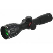 Прицел Leapers 5Th 4×32 Compact Mini AO от 2,7 м CQB BugBuster, Mil Dot, подсветка крас/зел, кольца (SCP-432AOMDL2)
