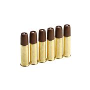 Набор из 6 патронов для револьвера CLT