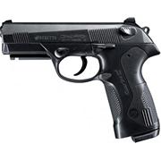 Пистолет Beretta Px4 Storm (черный, черные пластиковые накладки)