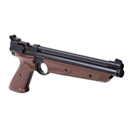 Пистолет «Crosman-1377» (кор., пластик., накачка)