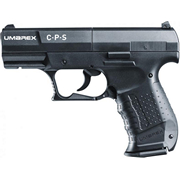 Пистолет Walther CP Sport (черный)