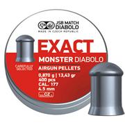 Пули «JSB Exact Monster Diabolo» (0,87 г)
