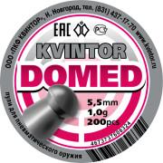 "(Русский) Пули Kvintor ""Domed"" (200 шт.) 5,5 мм"