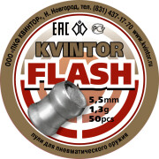 Пули Kvintor «Flash» (50 шт.) 5,5 мм