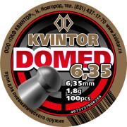 (Русский) Пули Kvintor «Domed» (100 шт.) 6,35 мм